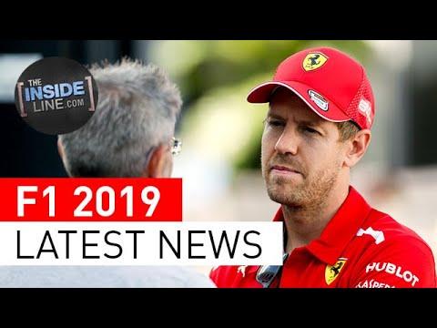WEEKLY FORMULA 1 NEWS (11 JUNE 2019)