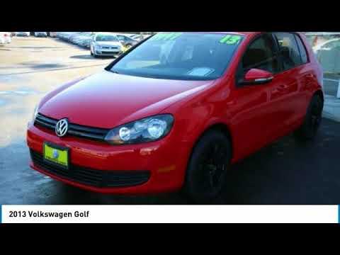 2013 Volkswagen Golf Garden Grove CA 18591