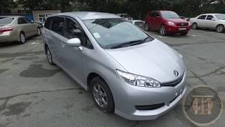 Toyota Wish X 2015