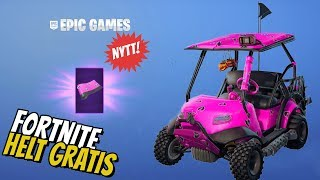 HOW TO GET A NEW FREE ITEM IN FORTNITE! * SIMPLE & COMPLETELY FREE *