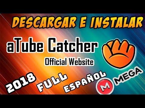 ➥ Descargar - ATube Catcher 2018 - FULL - SIN VIRUS | Ultima Version | W10/8/7/XP | GRATIS MEGA