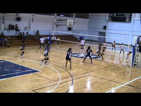 2014-15 Varsity Volleyball MAC vs Chung Shan Medical Game 5