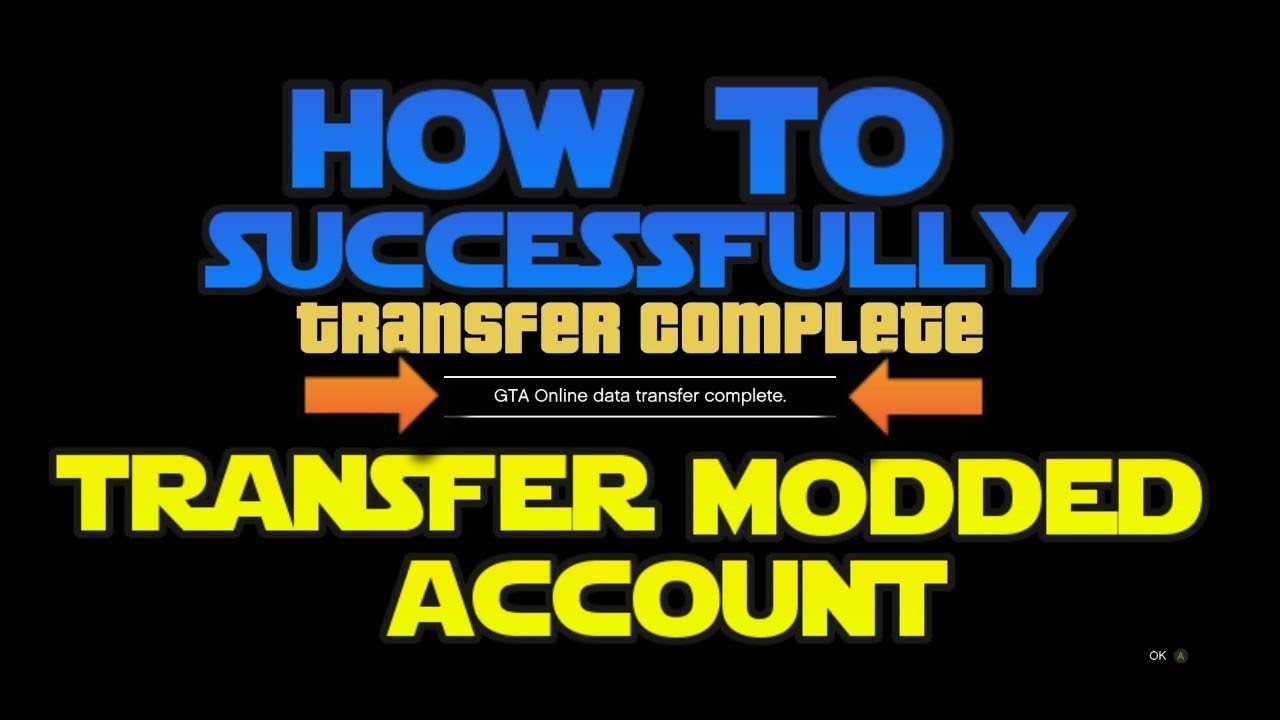 transfer gta character to pc