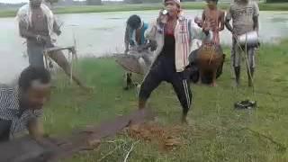santali comedi song hi bacha re ...from ghatal
