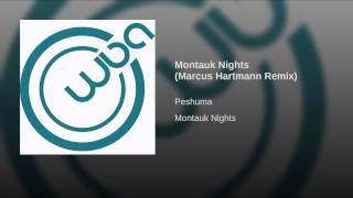 Montauk Nights (Marcus Hartmann Remix)