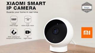 XIAOMI Mi Home Security Camera 1080P - Magnetic Mount - App Mi Home - WiFi Camera -  Unboxing