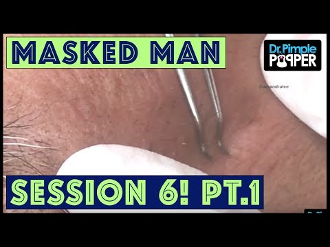Return of a Dr.PP OG: Masked Man Session 6, Pt.1