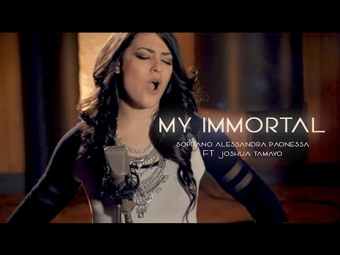 My Immortal by Evanescence ( Cover by Alessandra Paonessa)