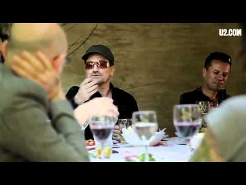 U2360° 2011 - Meeting The Press in Buenos Aires, Argentina