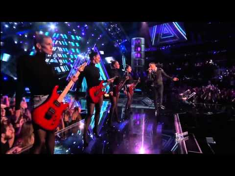 The Voice 2014 Semifinals   Chris Jamison   Sugar
