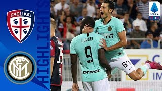 Cagliari 1-2 Inter | Lukaku Scores Again as Inter Win Again! | Serie A