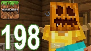 Minecraft: PE - Gameplay Walkthrough Part 198 - The Dream Horror 1 (iOS, Android)