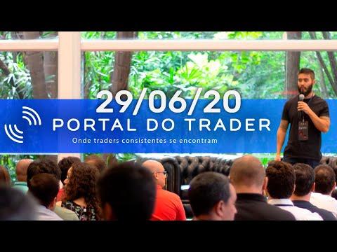 #DayTradeAoVivo No Portal Do Trader (29/06)