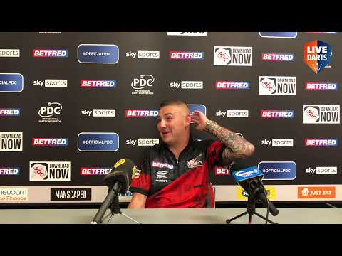 """Nathan Aspinall: """"It's been a really tough few months, darts has been at the back of my mind"""""""