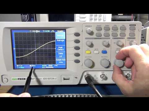 Oscilloscope performance vs. specifications