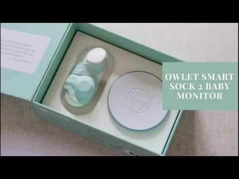 da346d90b Owlet Baby Monitor - Owlet Baby Sock Could Save Your Child's Life ...