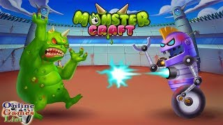 MonsterCraft Android Gameplay HD