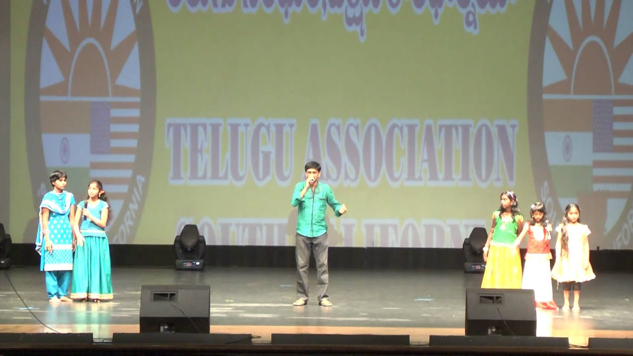 TASC Ugadi 2015 Adivo Alladivo Annamacharya Keertana - YouTube