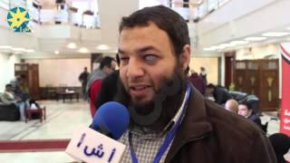 بالفيديو: شاب يتحدى إعاقته ويدعو شباب مصر إلى مواجهة التحديات