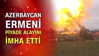 Ermenistan sivilleri hedef aldı! Azerbaycan birçok köyü işgalden kurtardı