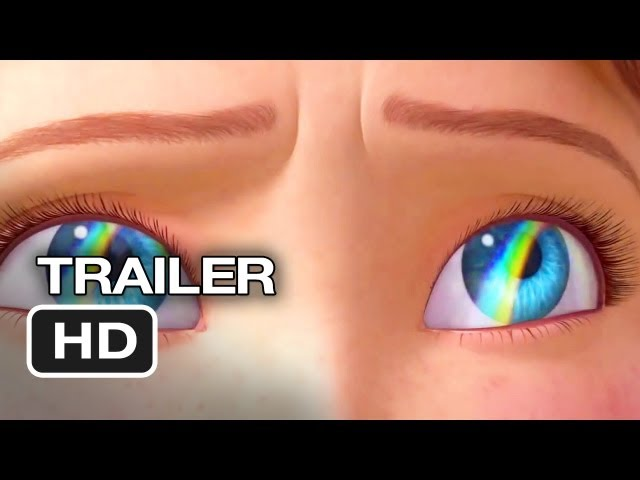 Dorothy Of Oz Official Trailer #1 (2013) - Hugh Dancy, Patrick Stewart Animated Movie HD