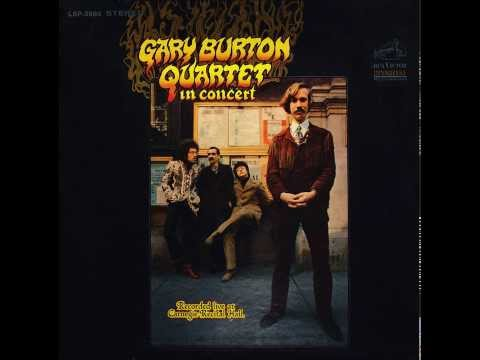 Gary Burton - Dreams (HQ Audio)
