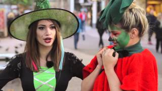 Halloween Prank (Mit Shirin David)