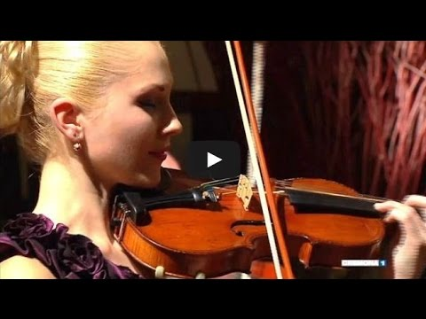 Gluck Melodie with Orchestra - Anastasiya Petryshak with Violin of Hope