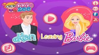 Кен снова бросил Барби Ken again threw Barbie