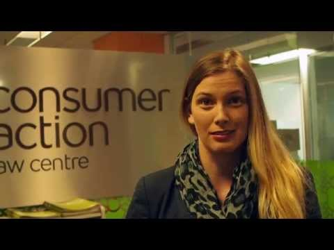 Teigen's experience at Consumer Action