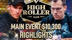 HR CLUB ME $10,300 DVORESS | FOXEN | MARARTHUR1 bCp Poker HighLights