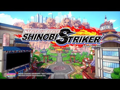 Naruto to Boruto: Shinobi Striker - Closed Beta LIve! Session #1