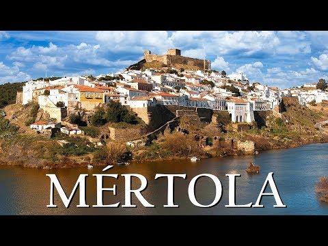 Mertola - Alentejo - Portugal HD - YouTube