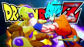 SCONTRO FINALE GOKU BLUE vs GOLDEN FREEZER DLC 2 di Kakarot - Dragon Ball Z Kakarot DLC 2 Parte 3