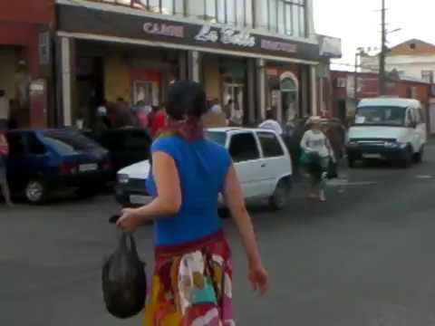 Хасавюрт  У входа на базар  2009г