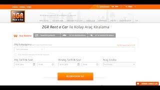 ZGR izmir | rent a car | oto | araba kiralama | araç | mietwagen