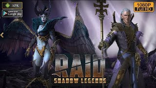 RAID Shadow Legends Gameplay Android (1080p)
