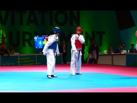 Test Event Taekwondo Jelang Asian Games 2018
