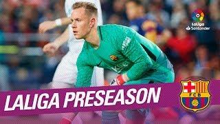 LaLiga Preseason 2018/2019: FC Barcelona