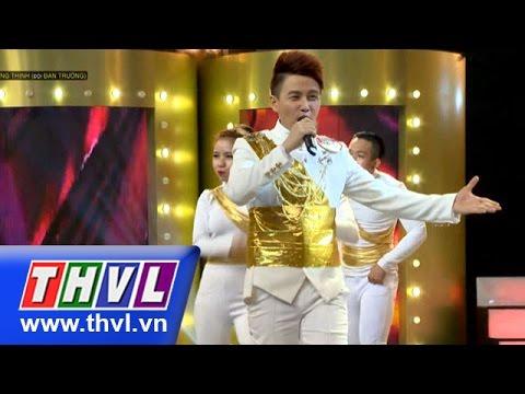 THVL | Ca sĩ giấu mặt – Tập 17:  Vòng bán kết 2 | Mãi mãi một tình yêu – Hoàng Thịnh
