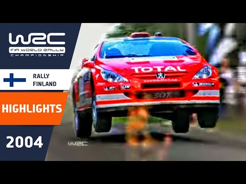 WRC Highlights: Finland 2004: 52 Minutes