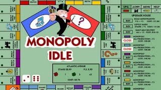Monopoly Idle Gameplay