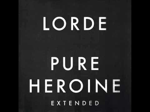 Lorde - Pure Heroine (Extended-iTunes Edition) 2013 Full Album+Download Free
