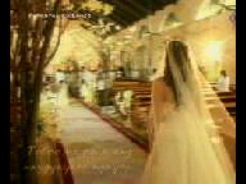 Judy Ann Santos Walks Down The Aisle