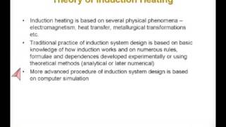 Theory Of Induction Heating