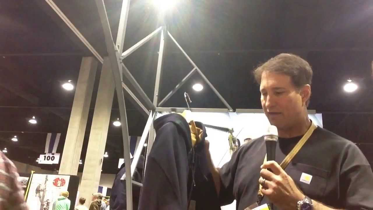 John Gould of Carhartt shows off his company's new ... John Gould Md Delaware
