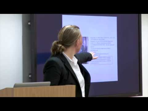 """Sara Wylie - """"Redesigning WellWatch with Open Source Hardware Tools for Environmental Investigation"""""""
