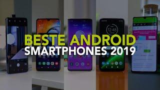 De 5 beste smartphones van 2019 volgens Android Planet