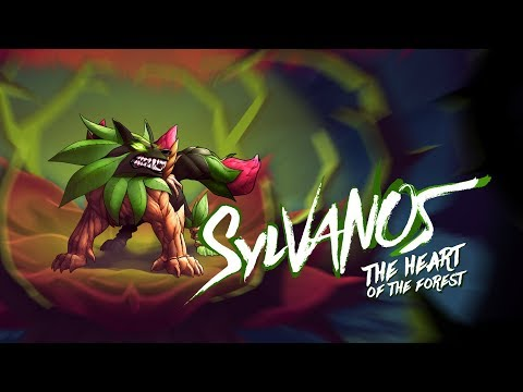 Sylvanos Character Reveal