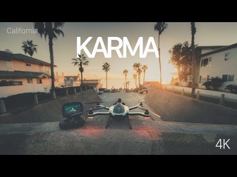GoPro Karma - California Weekend in 4K